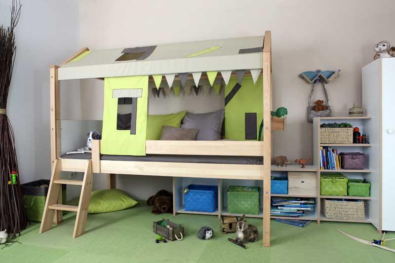 Kinderzimmer-Einrichtung - Schreinerei Plocher Immenstaad
