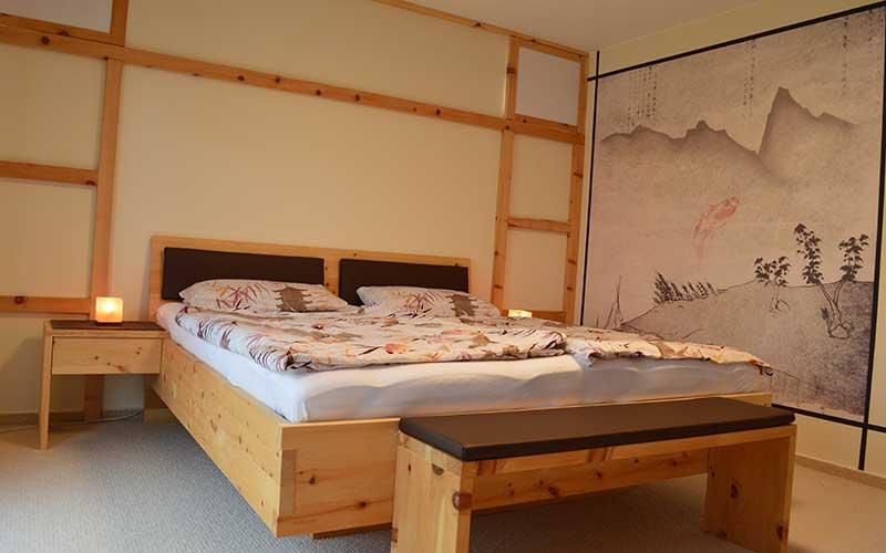 Plocher Schlafzimmer Zirbe 09 Schreinerei Plocher